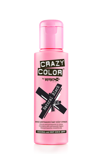 Picture of Renbow Crazy Color Natural Black 5oz