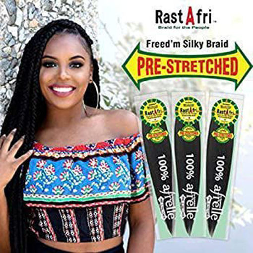 Picture of Freed'm Silky Braid Prestretched