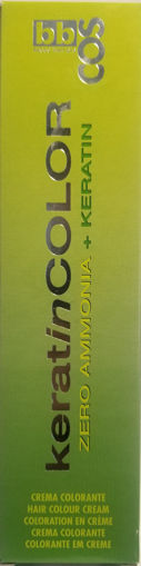Picture of BBCOS Keratin Color 10/32 Honey Violet Light Blonde