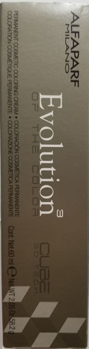 Picture of Alfaparf Evolution Color 5.5 Light Mahogany Brown