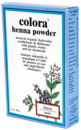 Picture of Colora Henna Powder Burgundy