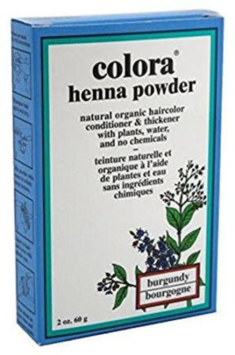 Picture of Colora Henna Powder Black