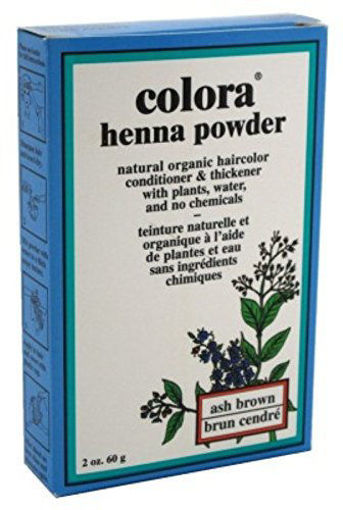 Picture of Colora Henna Powder Ash Brown