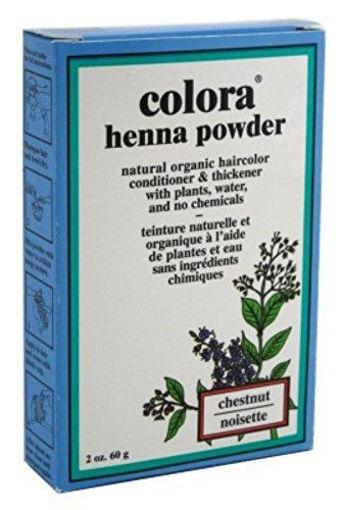Picture of Colora Henna Powder Chestnut