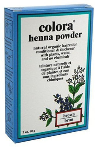 Picture of Colora Henna Powder Brown
