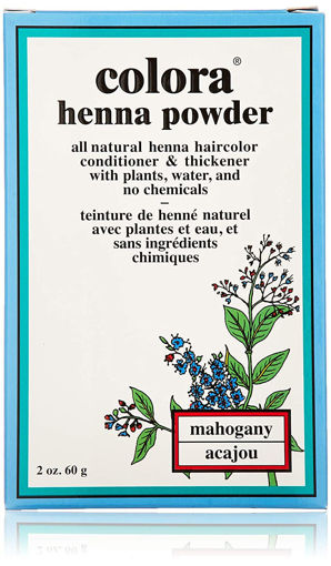 Picture of Colora Henna Powder Mahogany