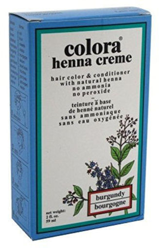 Picture of Colora Henna Creme Burgundy