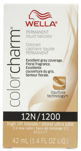 Picture of Wella Color Charm Color 12N/1200 High Lift Blonde 42ml