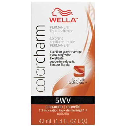 Picture of Wella Color Charm Color 5WV Cinnamon 42ml