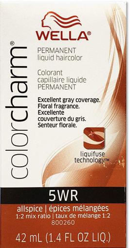Picture of Wella Color Charm Color 5WR Allspice 42ml