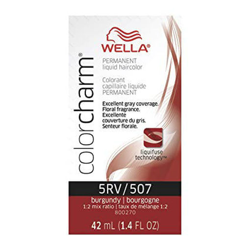 Picture of Wella Color Charm Color 5RV/507 Burgundy 42ml