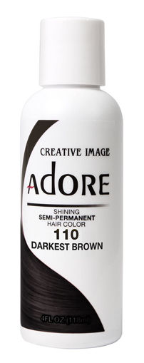 Picture of Adore #110 Darkest Brown