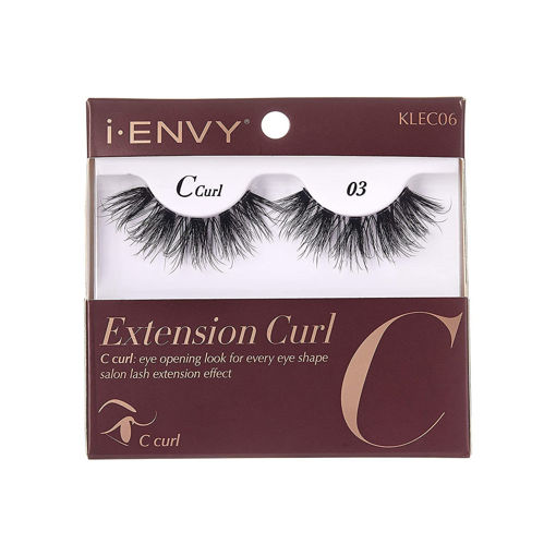 Picture of Kiss I-Envy Extension Curl – J Curl 03 (KLEC06)