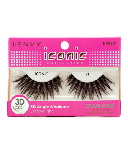 Picture of Kiss i-ENVY Iconic Collection Iconic 21 (KPEI12)