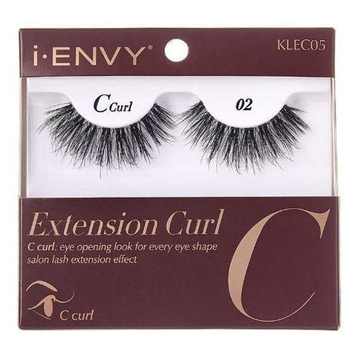 Picture of Kiss I-Envy Extension Curl – C Curl 02 (KLEC05)