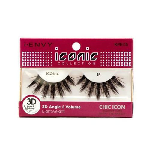 Picture of Kiss i-ENVY Iconic Collection Iconic 15 (KPEI15)