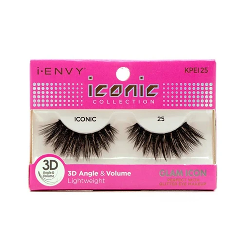 Picture of Kiss i-ENVY Iconic Collection Iconic 25 (KPEI25)