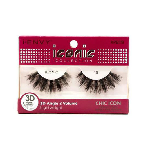 Picture of Kiss i-ENVY Iconic Collection Iconic 19 (KPEI19)