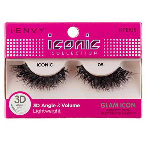 Picture of Kiss i-ENVY Iconic Collection Iconic 05 (KPEI05)