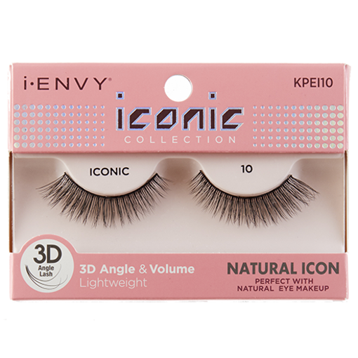 Picture of Kiss i-ENVY Iconic Collection Iconic 10 (KPEI10)