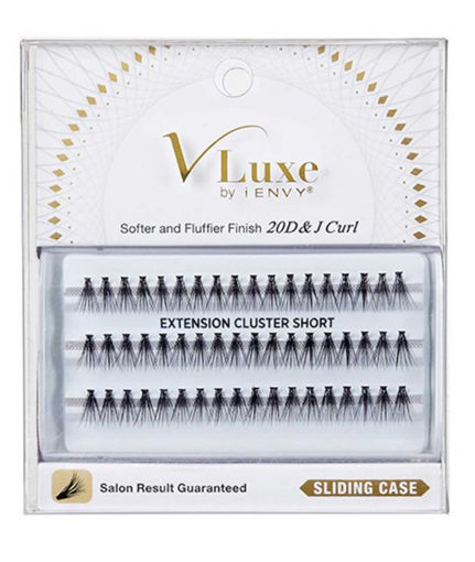 Picture of Kiss V Luxe by i-Envy Extension Cluster Eyelashes (VLEI01)