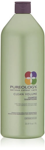 Picture of Pureology Clean Volume Shampoo 1L