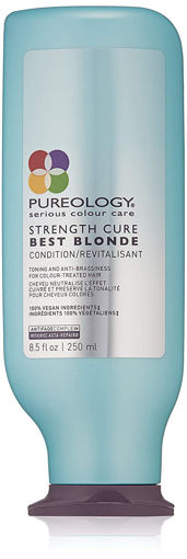 Picture of Pureology Strength Cure Best Blonde Shampoo & Conditioner 8.5 fl oz