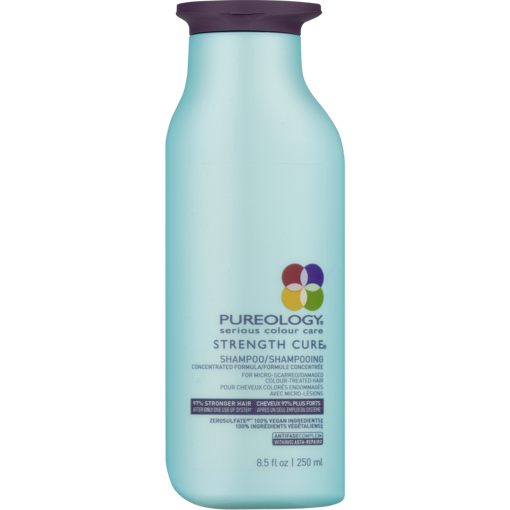 Picture of Pureology Strength Cure Shampoo 8.5 fl oz
