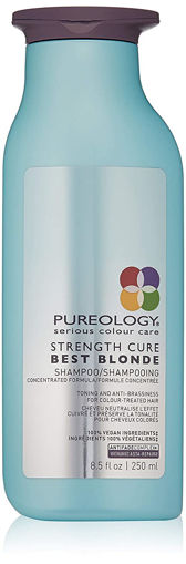 Picture of Pureology Strength Cure Best Blonde Shampoo 8.5 fl oz