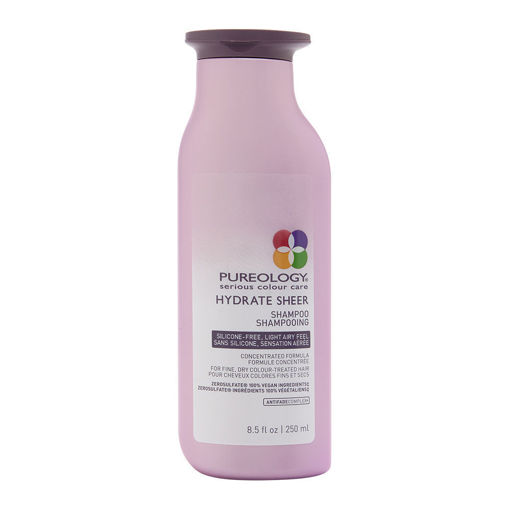 Picture of Pureology Hydrate Sheer Shampoo 8.5 fl oz