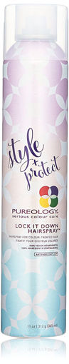 Picture of Pureology Lock It Down Hairspray 11 fl oz
