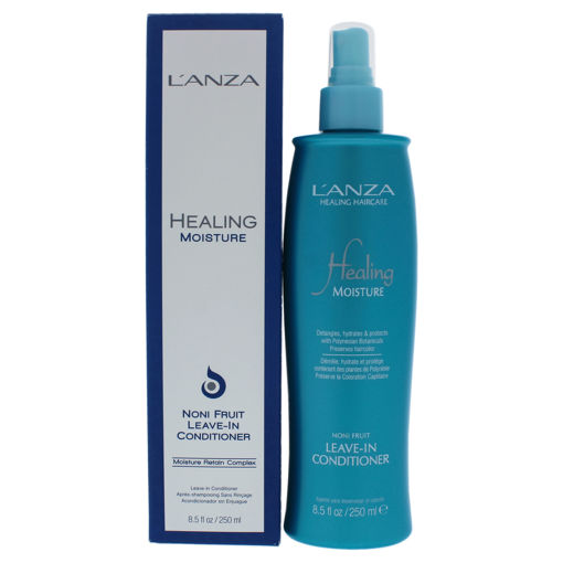 Picture of L'anza Healing Moisture Noni Fruit Leave-In Conditioner 8.5 fl oz