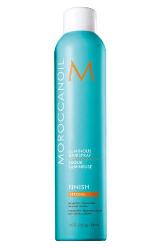 Picture of Moroccan Oil Luminous Hairspray Finish Strong 10 fl oz