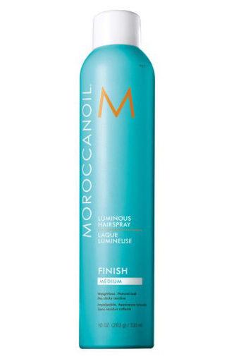 Picture of Moroccan Oil Luminous Hairspray Finish Medium 10 fl oz