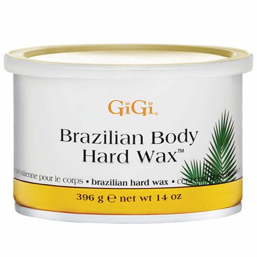 Picture of GiGi Brazilian Body Hard Wax 13 oz