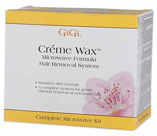 Picture of GiGi Creme Wax Complete Microwave Kit