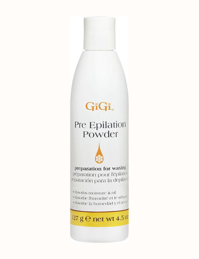 Picture of GiGi Pre Epilation Powder 4.5 fl oz