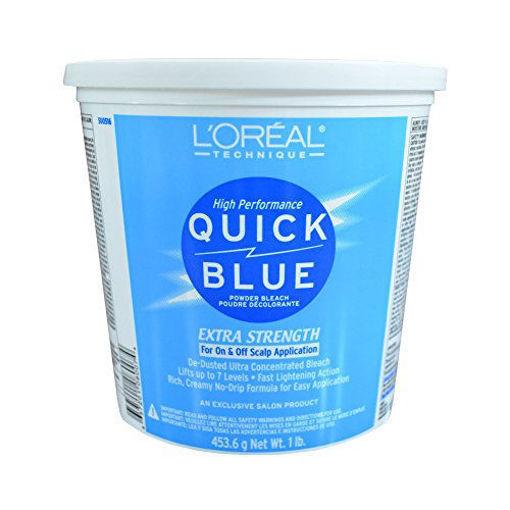 Picture of L'oreal Technique Quick Blue Powder 1 lb