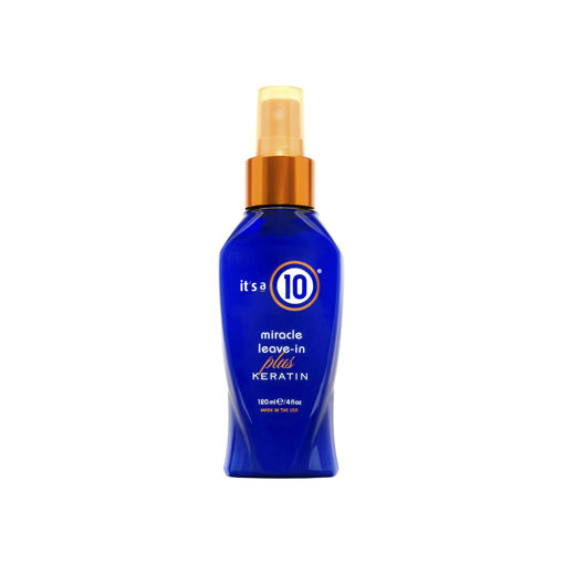 Picture of it's a 10 Miracle Leave-In plus Keratin 4 fl oz
