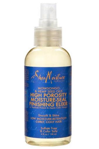 Picture of Shea Moisture High Porosity Moisture-Seal Finishing Elixir 4.0 fl oz