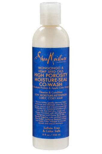 Picture of Shea Moisture High Porosity Moisture-Seal Co-Wash 8.0 fl oz