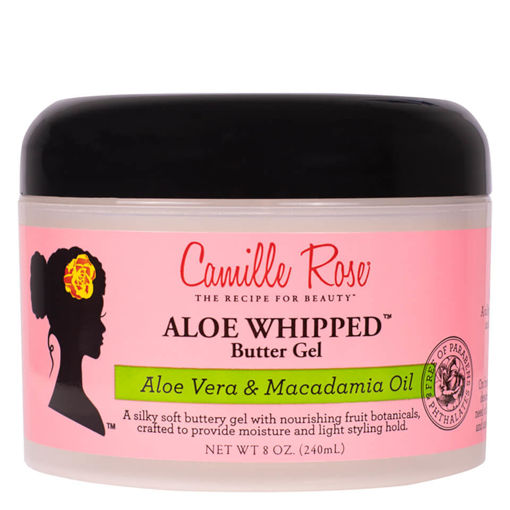Picture of Camille Rose Aloe Whipped Butter Gel 8 oz