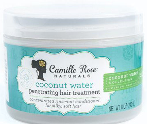 Picture of Camille Rose Coconut Water Penetrating Hair Treatment Conditioner 8 oz