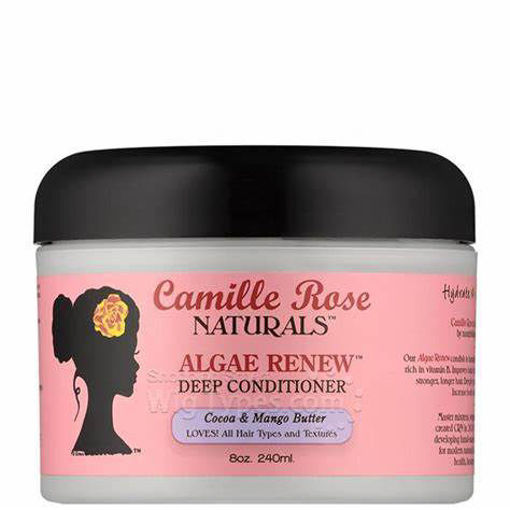Picture of Camille Rose Algae Review Deep Conditioner 8 oz