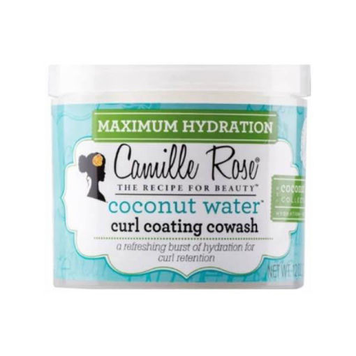 Picture of Camille Rose Coconut Water Curl Coating Cowash 12 oz