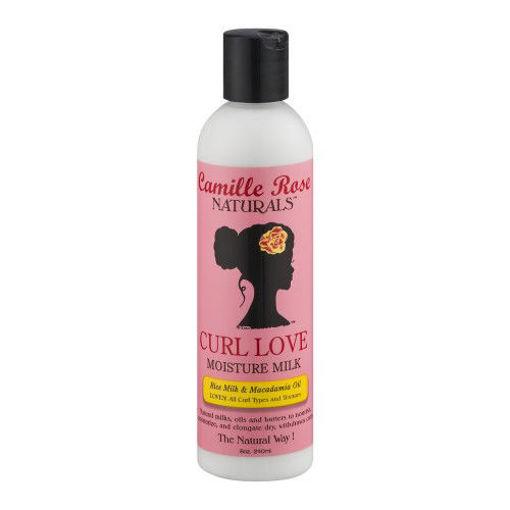 Picture of Camille Rose Curl Love Moisture Milk 8 oz