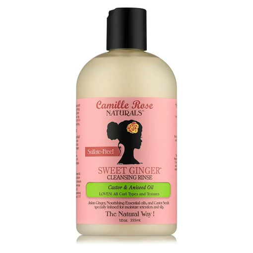 Picture of Camille Rose Sweet Ginger Cleansing Rinse 12 oz
