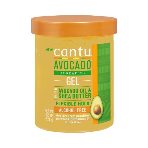 Picture of Cantu Avocado Hydrating Gel 18.5 oz