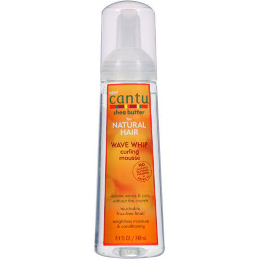 Picture of Cantu Wave Whip Curling Mousse 8.4 fl oz