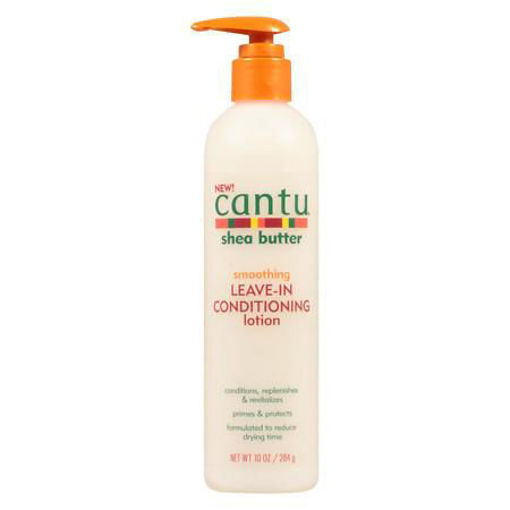 Picture of Cantu Shea Butter Smoothing Leave-In Conditioning Lotion 10oz